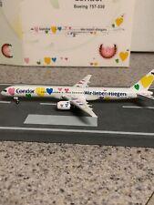 Phoenix LE 1:400 scale diecast model Condor B 757-330 Commercial Airliner D-ABON