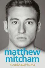 Good, Twists and Turns, Matthew Mitcham, Book