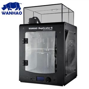 Wanhao Duplicator 6 Plus neueste Model mit Abdeckungen