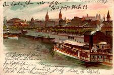 Ansichtskarten vor 1914 mit dem Thema Schiff & Seefahrt aus Rheinland-Pfalz