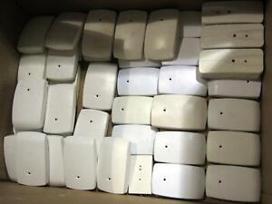 100x Assorted Glass Break Detectors | 5853 | WLS912L-433 | FG-1615 | FG-1025
