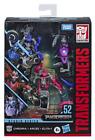 Hasbro Transformers Studio Series 52 Deluxe Arcee Chromia Elita-1 3 Pack
