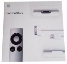 NEW Apple 30-PIN Universal Dock for iPod & iPhone with Remote (MC746LL/A) Sealed