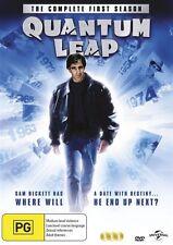 Quantum Leap : Season 1 (DVD, 2013, 3-Disc Set) Regions 2,4