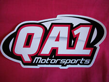 QA1 Motorsports Sticker Decal Hot Rods Classic Cars