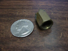 Miller Welder Brass Nut Pn 058 676 Wire Feed Electric Weld Gun Mig Wire Feed