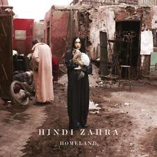 Hindi Zahra : Homeland CD (2015) ***NEW***