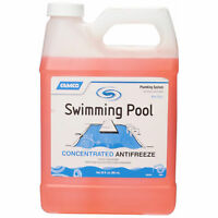 Camco Non-Toxic Swimming Pool Winter Anti-Freeze Concentrate Single 1 Qt.