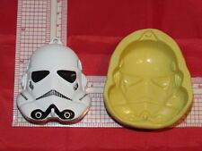 Star Wars Galaxy Wars Character Silicone Mold Chocolate Resin Clay Cake Pop 113