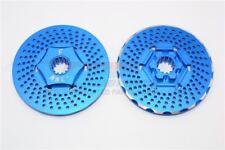 GPM Racing Traxxas X-Maxx Blue Alum. Front Wheel Hex Brake Disk TXM006F-DISK-B