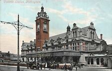 POSTCARD   NOTTINGHAM   Victoria  Station