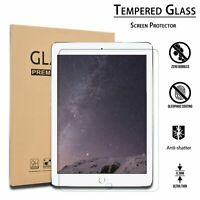 """For Apple iPad 6th Generation 9.7"""" 2018 Tempered Glass Screen Protector US"""