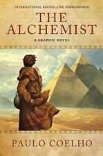 The Alchemist: A Graphic Novel (an illustrated interpretation of The Alchemist),