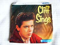 Cliff  Richard  &  Shadows  Cliff Sings No. 2 EP Original 1959 /Twenty / Pointed