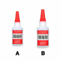 Universal Mighty Tire Repair Glue Welding Agent Fast Repair Curing 20/50g T4E8