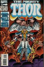 THOR 479 Marvel Comics N/M Never Read New Old Stock Detailed Origin of Thor