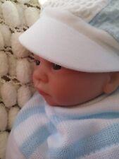 LIFELIKE SOFT SILICONE V ARTIST 8YRS CHILDS FIRST REBORN BABY DOLL SUNBEAMBABIES
