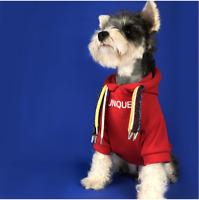 2019 news Pet Clothes Dog cat Clothes Cotton warm Method Teddy Schnauzer Sweater