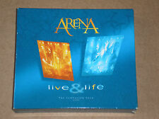 ARENA - LIVE & LIFE - BOX 2 CD + DVD