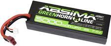 LiPo Stick Pack 7.4V-45C 5000 Hardcase (T-Plug) Absima GREENHORN LINE 4140009
