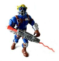 Lance McGruder Vintage Monster Force Action Figure w/ Blaster 1994 Playmates 90s
