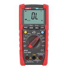 Uni T Ut191t True Rms Multimeter 600v Dmm Lpf Loz Ammeter Ohm Temperature Tester