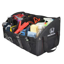 Honda Collapsible Cargo Trunk Organizer Storage Car Truck SUV w/ Mesh Pockets