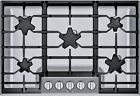 "Thermador 30"" Masterpiece SS Pedestal Gas Cooktop SGSXP305TS photo"