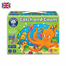 Orchard Toys Catch and Count Learning Games For Kids Children