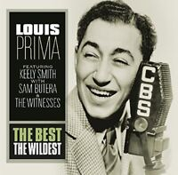 LOUIS PRIMA - BEST-THE WILDEST   CD NEU