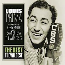 LOUIS PRIMA - BEST-THE WILDEST   CD NEUF