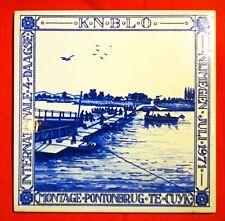 antik Souvenir Kachel - TEGEL - 4-daagse Nijmegen Juli 1971