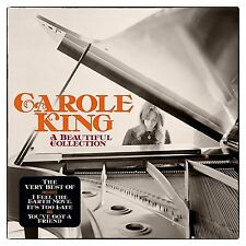CAROLE KING - A BEAUTIFUL COLLECTION...VERY BEST OF:  CD ALBUM (March 2nd 2015)
