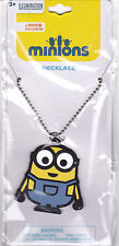 """Necklace DESPICABLE ME MINIONS 16"""" Ball Chain Jewelry S1"""