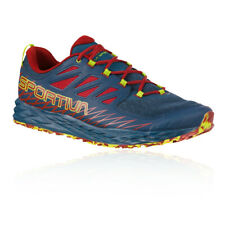 La Sportiva Mens Lycan Running Shoes Trainers Sneakers Navy Blue Sports