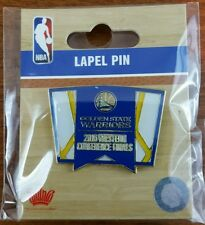 Golden State Warriors lapel pin 2016 Conference Finals