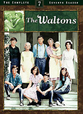 The Waltons - Seventh Season 7 (DVD, 5-Discs) - - EX LIBRARY COPY