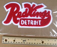 Detroit Red Wings Vintage 1960's Jacket Patch