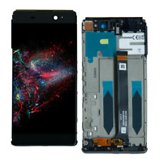 For Sony Xperia C6 XA Ultra F3211 F3213 F3212 LCD Display Touch Screen Frame