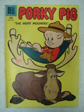 PORKY PIG #55 WARNER BROS DELL COMICS NOVEMBER 1957