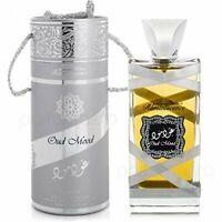 Parfum Oud Mood Reminiscence LATTAFA Eau de Parfum avec des Notes d'agrumes
