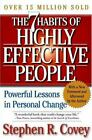 The 7 Habits of Highly Effective People: Powerful Lessons in Personal Change <br/> by Covey, Stephen R. | PB | Good