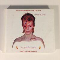 David Bowie - Aladdin Sane - 2xCD - 30th Anniversary Edition - 2003