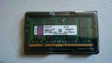 Kingston 2GB KVR800D2S6/2G PC2-6400 200-pin SO-DIMM DDR2 CL6 RAM