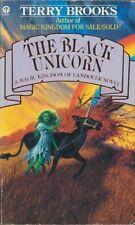 The Black Unicorn (A Magic Kingdom of Landover Novel),Terry Brooks