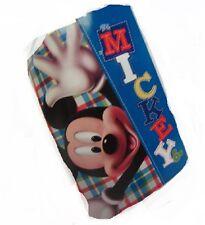 Disney Mickey Mouse infantil Suave Polar Manta polar