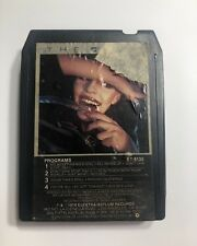The Cars Self Titled 8 Track Tape 1978