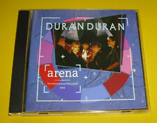 "CD "" DURAN DURAN - ARENA "" BEST OF / 10 SONGS LIVE (THE WILD BOYS)"