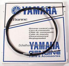 original YAMAHA Schaltzug oder Gaszug 3,0 m für Außenborder, Bootsmotor