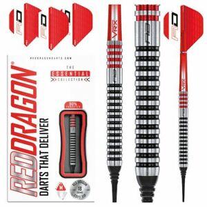 Red Dragon GT3's 20 gram 90% Tungsten Soft Tip Darts